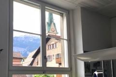Fensterblick 1. Obergeschoss
